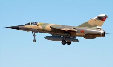 """تحطم طائرة من طراز """"ميراج إف 1"""" تابعة للقوات الملكية الجوية والربان لم يصب بأدى"""