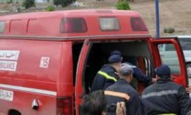 إصابة 4 أمنيين في حادثة سير بأزمور
