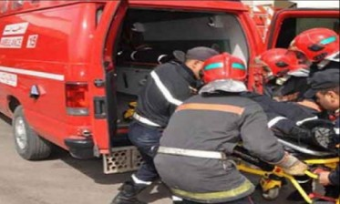 وفاة ثلاثيني وإصابة زميله إصابات بالغة إثر صعقة كهربائية