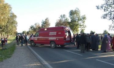 مصرع 5 أشخاص وإصابة 3 آخرين في حادثة سير بإقليم أزيلال