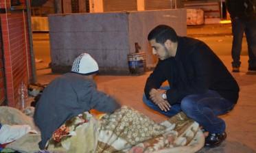 التضامن بين المغاربة يخفف من آثار البرد على المتضررين