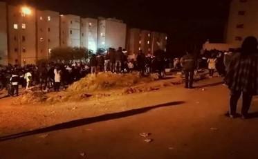 نقل 33 طالبة للمستشفى بسبب انفجار بالحي الجامعي بوجدة