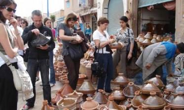 وجهة المغرب تستقطب أزيد من 12 مليون سائح خلال 2018