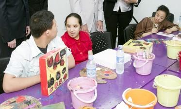 """إطلاق """"رفيق"""" البرنامج الوطني الأول لتأهيل مهنيي التكفل بالأشخاص ذوي إعاقة التوحد"""