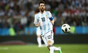 ميسي يغيب رسميا عن ودية المغرب والأرجنتين