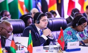 بوريطة: القرار 693 يضع قضية الصحراء المغربية في إطارها الأنسب ويخول تنقية الأجواء بالاتحاد الإفريقي