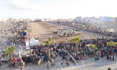 """ابن جرير : موسم """"روابط"""" يحتفي بـ """"المشترك الاجتماعي والثقافي بين الرحامنة والصحراء المغربية"""""""