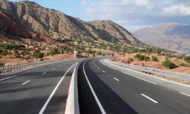 توقف مؤقت لحركة السير في الاتجاهين فوق قنطرة سيدي علال التازي  بالطريق السيار