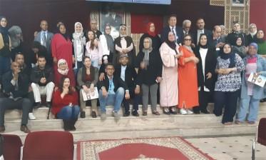 جمعية التنمية للصناعة التقليدية تؤطر ملتقى فنيا وجمعويا بالبيضاء