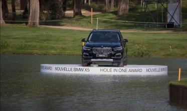 BMW  تجدد شراكتها مع جمعية جائزة الحسن الثاني للغولف