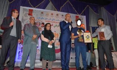 بنسليمان: نزيل بالسجن المحلي يتوج بالجائزة الأولى للمهرجان الوطني للضحك