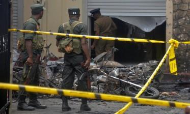 عدد قتلى هجمات سريلانكا يصل 290 والسلطات تفرض حظر التجوال واعتقال 13 مشتبه فيه