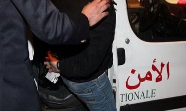 أمن البيضاء يطلق 9 رصاصات لاعتقال متهم بالاتجار في المخدرات