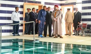 جلالة الملك يدشن الملحقة الجهوية للمركز الوطني محمد السادس للمعاقين ..دفعة إضافية لجهود إدماج ذوي الاحتياجات الخاصة
