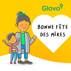 Glovo  يطلق خدمة خاصة بمناسبة عيد الأم
