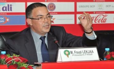 الجامعة الملكية المغربية لكرة القدم تجمد أنشطة الوسطاء المسجلين لديها