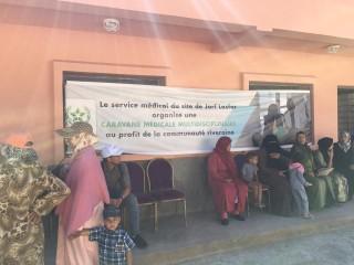 OCP الجرف الأصفر تنظم قافلة طبية لفائدة 2000 شخص بإقليم الجديدة