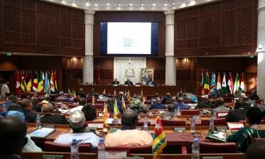 البرلمانيون الأفارقة يتدارسون الوضع السياسي والأمني في دول إفريقيا الفرانكوفونية