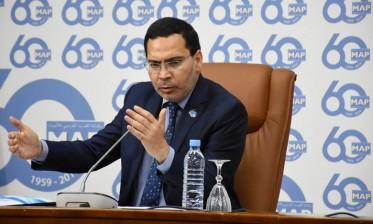 مصطفى الخلفي ينبه إلى مخاطر التأثير وتوجيه الرأي العام نحو تبني خيارات والتوجهات تفقد معها السيادة الوطنية