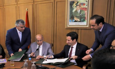 المغرب والصندوق العربي للإنماء الاقتصادي والاجتماعي يوقعان اتفاقيتي قرض