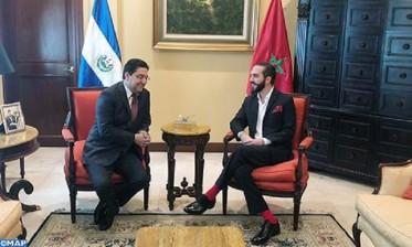 """السلفادور تبلغ الأمين العام للأمم المتحدة رسميا بسحب اعترافها بـ """"الجمهورية الصحراوية"""" الوهمية"""