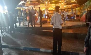 """إصابة 20 شخصا في سقوط """"عجلة دوران"""" بمدينة ملاهي بطنجة"""