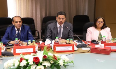 رئيس النيابة العامة يستقبل وفدا عن المنظمة غير الحكومية الدنماركية لمناهضة التعذيب