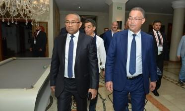 """تعيين فوزي لقجع نائبا ثانيا لرئيس """"الكاف"""""""