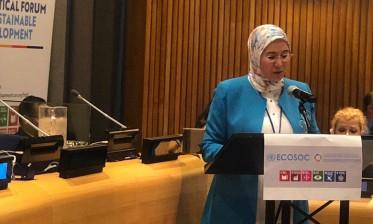 نزهة الوفي تستعرض بنيويورك تجربة المغرب في تحقيق أهداف التنمية المستدامة