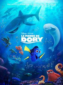film Le Monde de Dory maroc