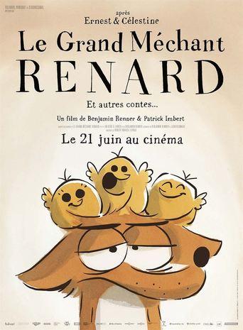 LE GRAND MECHANT RENARD- ET AUTRES CONTES