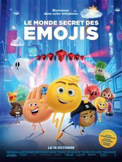 film  LE MONDE SECRET DES EMOJIS  maroc