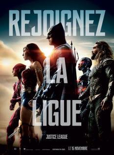 film  JUSTICE LEAGUE maroc