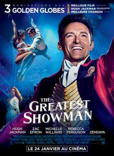 film THE GREATEST SHOWMAN