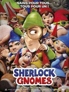 Film :  SHERLOCK GNOMES
