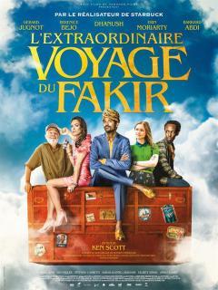 Film :  L'EXTRAORDINAIRE VOYAGE DU FAKIR