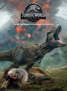 Film : Jurassic World: Fallen Kingdom