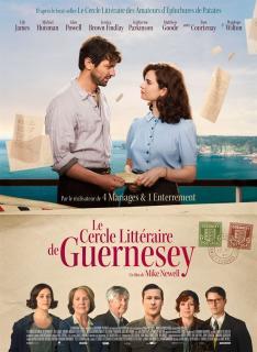 Film : LE CERCLE LITTÉRAIRE DE GUERNESEY