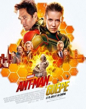 Film : Ant-Man et la Guêpe