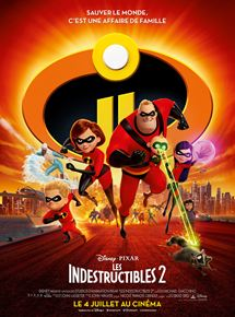 Film : Les Indestructibles 2