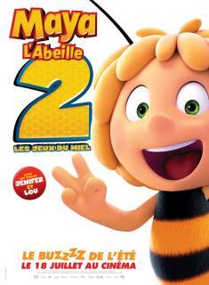Film :  MAYA L'ABEILLE 2 - LES JEUX DU MIEL