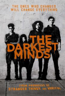 film  DARKEST MINDS : RÉBELLION  maroc
