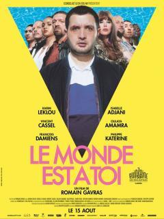 Film :  LE MONDE EST À TOI