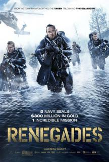 film  RENEGADES - THE LAKE  maroc