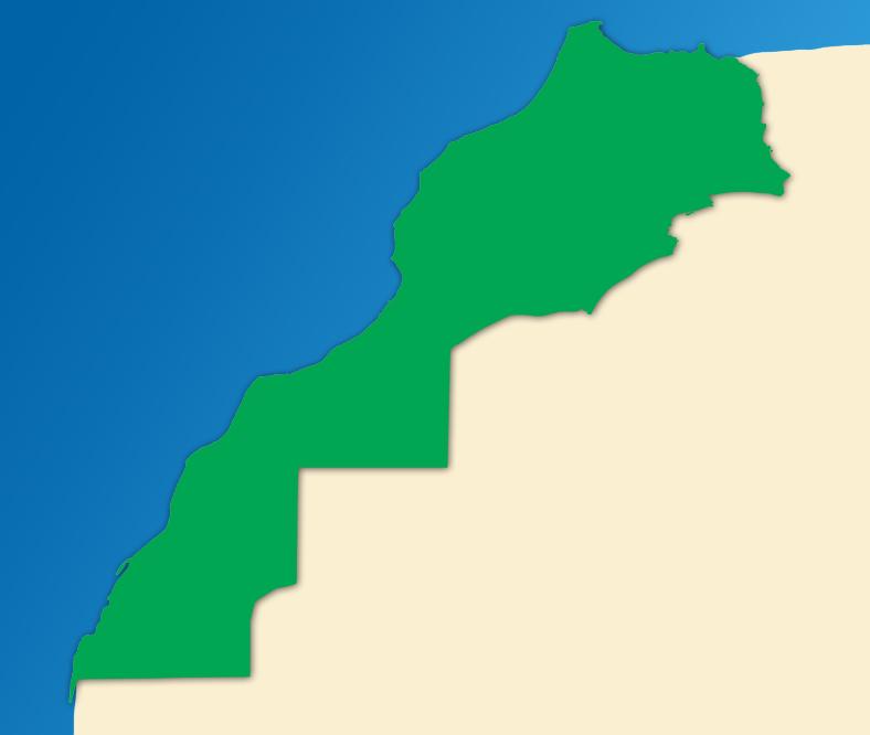 خريطة الطقس في المغرب