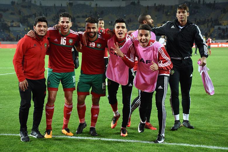 المنتخب المغربي في نهائي الشان (هشام الصديق)