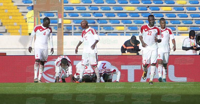 المنتخب السوداني يتجاوز غينيا بهدفين (ت:هشام الصديق)