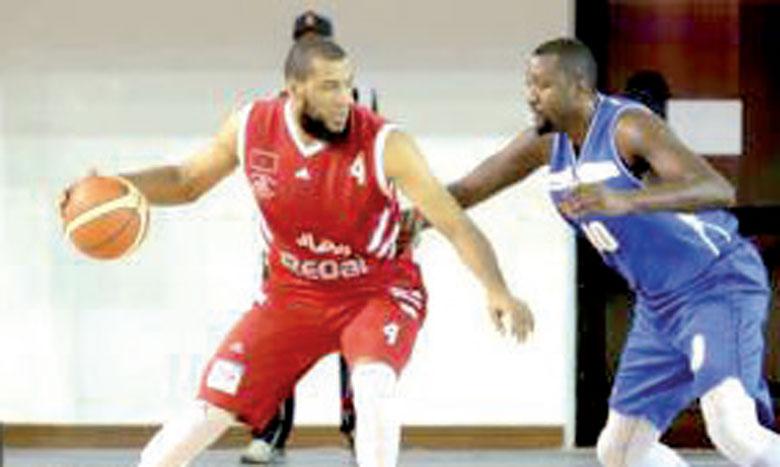 L'ASS, qui avait signé le carton des matchs aller en allant tabasser le KACM à Marrakech (108-66), a remis le couvert à Salé (93-70).