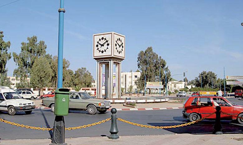 Rencontre de concertation sur l'état d'avancement des projets de développement de la ville