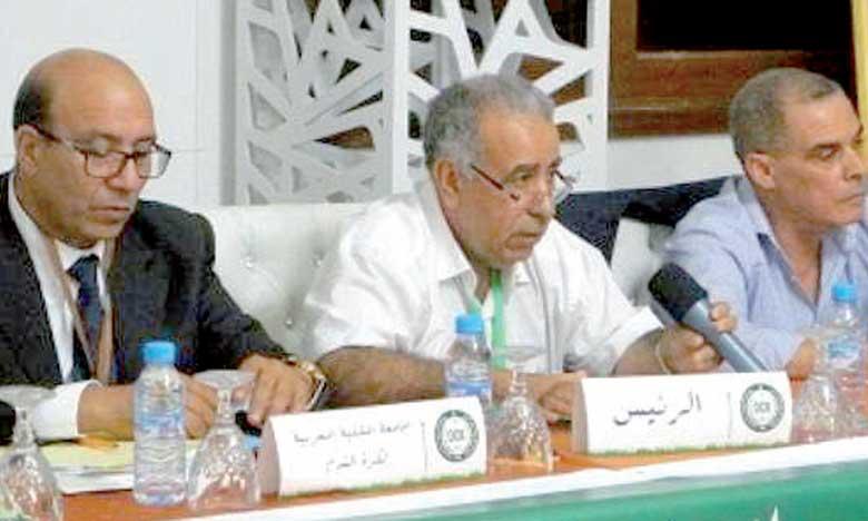 L'assemblée générale de l'OCK a été marquée par la présence de 28 adhérents sur 34.